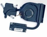 Система охлаждения радиатор термотрубка Lenovo  V580 , B590