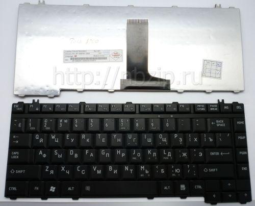 Клавиатура ноутбука Toshiba Satellite A200, A210, L300