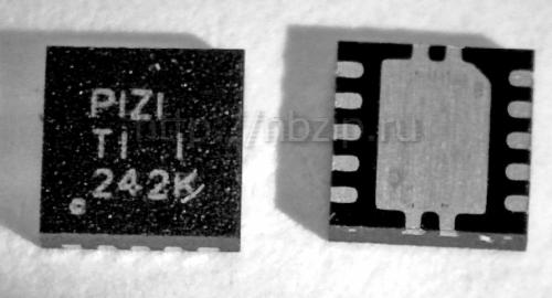 Купить TPS51218D TPS51218 ШИМ-контроллер Texas Instruments
