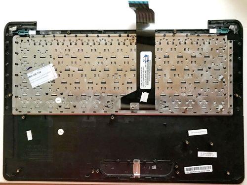 Клавиатура для ноутбука Asus UX30 UX30s с черным топкейсом