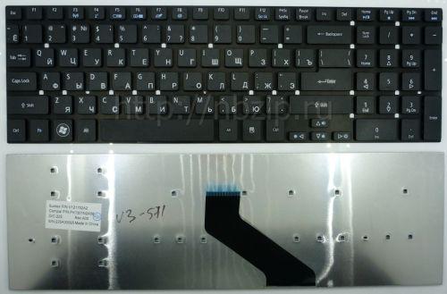 Клавиатура ноутбука Acer Aspire V3-551,5755G, 5830G, 5830TG и др.