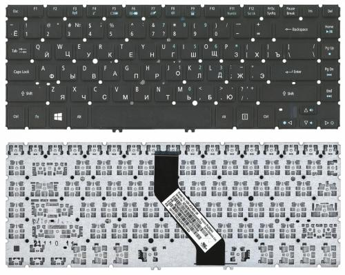 Клавиатура ноутбука Acer Aspire V5-431, V5-471, V5-471G, V5-471PG