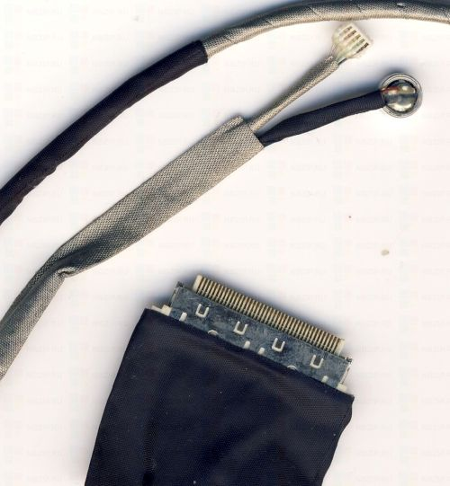 DD0XJ1LC000 Шлейф матрицы Asus Vivobook F401A, F401U, X401A