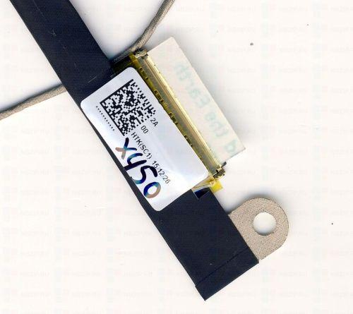 DD0XJALC010 Шлейф матрицы Asus A450C, A450E, A450J, X450 DD0XJALC020