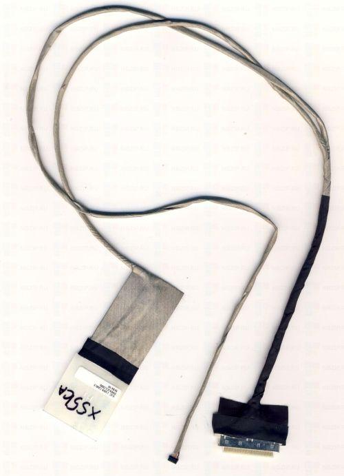 DD0XJCLC000 Шлейф матрицы Asus X551, X551A, X551CA, X551M, D550M, R512M, F551MA DD0XJCLC000